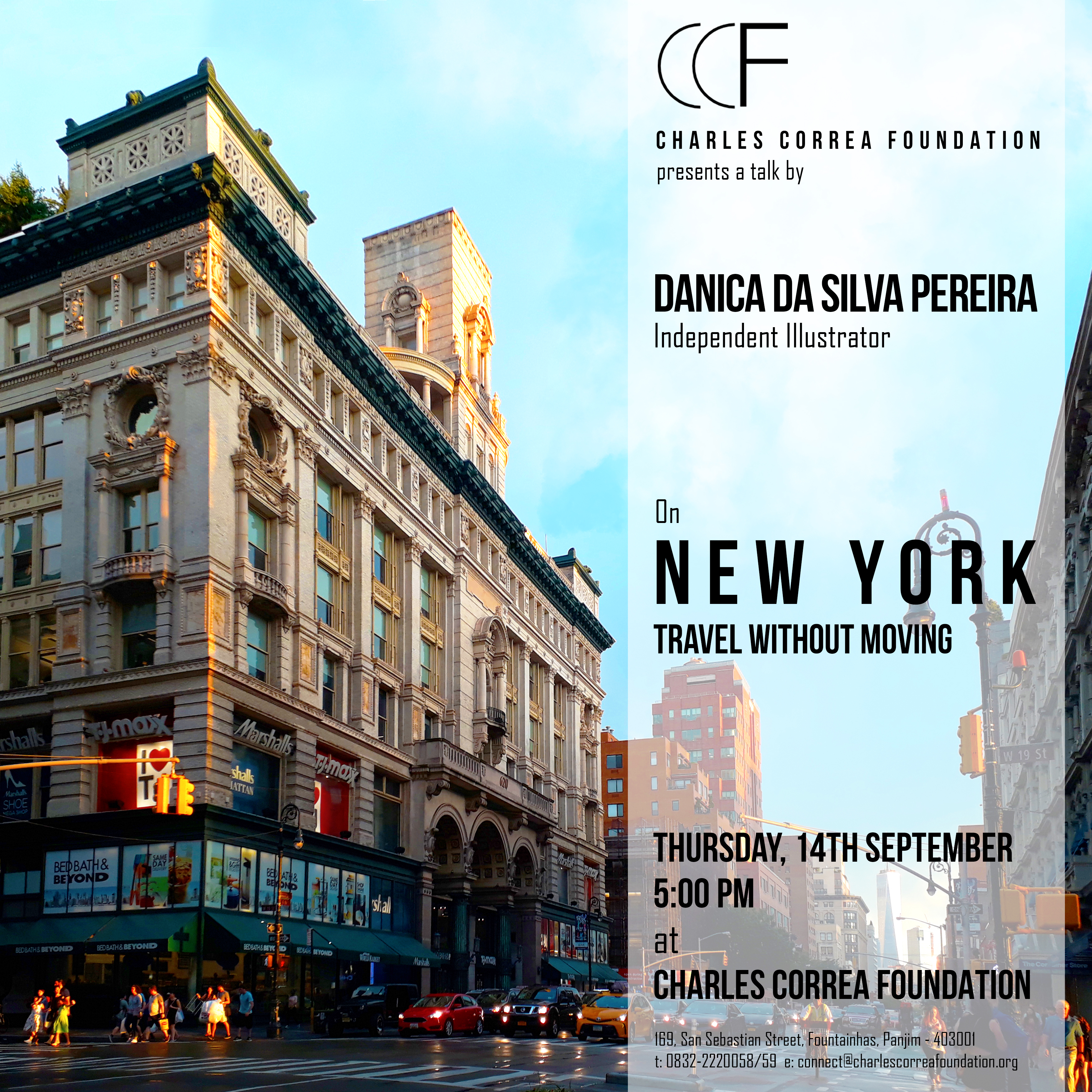 Lecture Series: Charles Correa Foundation